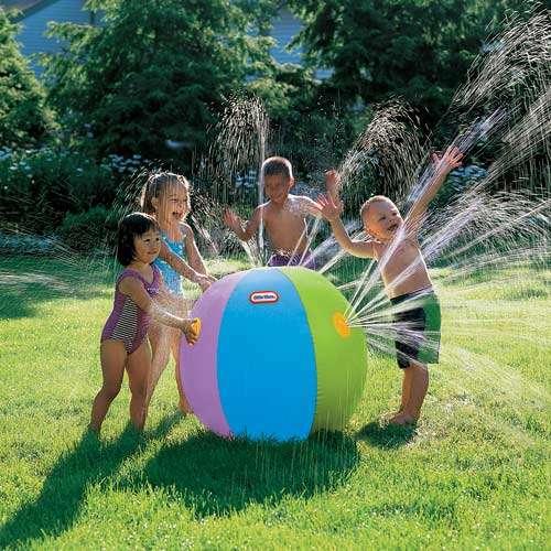Little Tikes Ball Spinkler